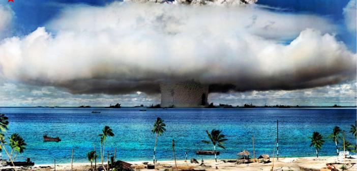Slovenija bi morala podpisati Sporazumu o prepovedi jedrskega orožja
