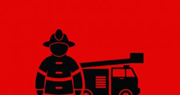 Zahtevamo dvig plač za 700 poklicnih gasilcev
