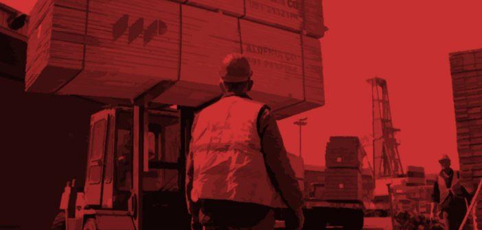 Zaposlitev pristaniških delavcev v Luki Koper  je edina alternativa socialnemu dampingu