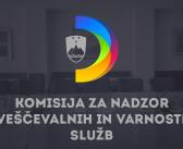Poslanec Levice Franc Trček je izstopil iz parlamentarne komisije za nadzor obveščevalnih in varnostnih služb (KNOVS)