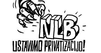 Slovenska politika družno za privatizacijo NLB