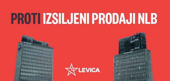 NLB: privatizacija pod pritiski Evropske komisije