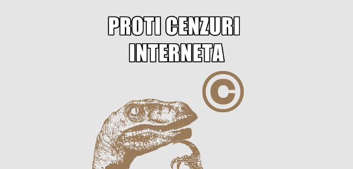 Proti cenzuri interneta