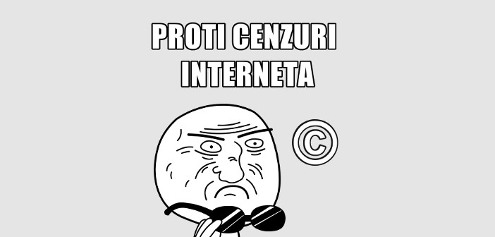 Škodljiva direktiva o avtorskih pravicah na ciljni ravnini
