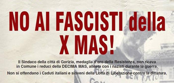 Levica Goriška proti sprejemu veteranov fašistične bojne enote Decima Mas