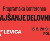 Vabilo: Programska konferenca Krajšanje delovnika