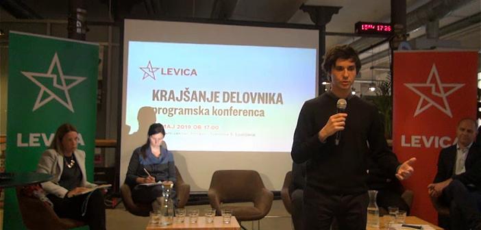 Programska konferenca o krajšanju delovnika (video)