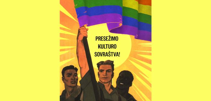 Pismo podpore: Parada ponosa 2019 v Ljubljani in Mariboru