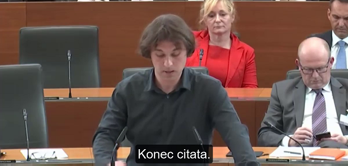 Miha Kordiš: Govor ob interpelaciji Karla Erjavca
