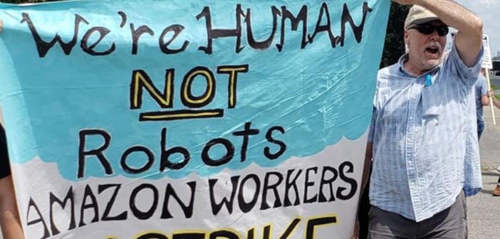 Solidarnost z Amazonovimi delavci