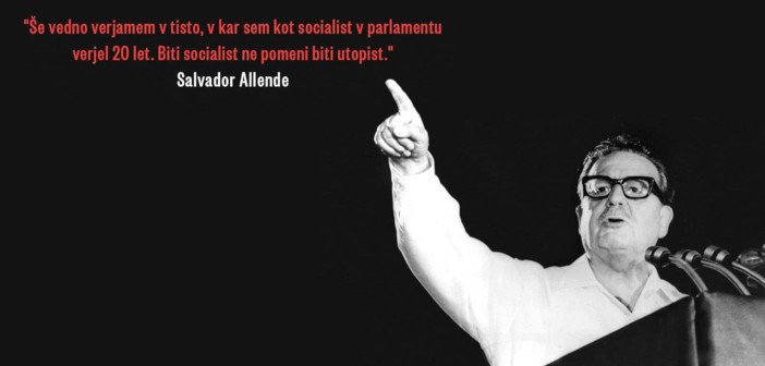 Salvador Allende (26. junij 1908 – 11. september 1973)