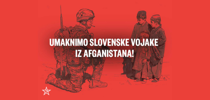 Čas je za umik Slovenske vojske iz Afganistana