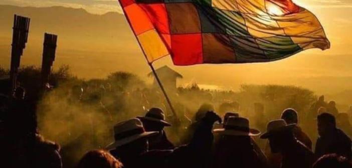 Solidarnost z bolivijskim ljudstvom