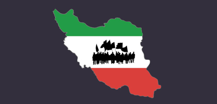 Ob demonstracijah v Iranu
