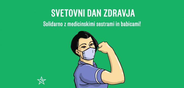Ob svetovnem dnevu zdravja