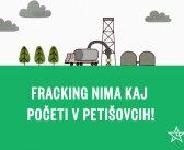 Fracking nima kaj početi v Petišovcih