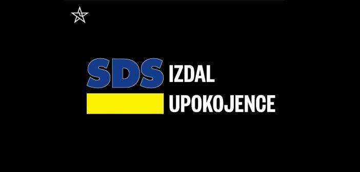 SDS izdal upokojence