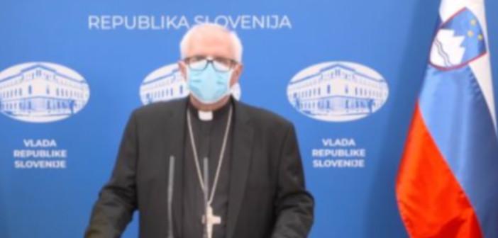 Protest proti vnovičnemu vtikanju cerkvenega vrha v dnevno politiko