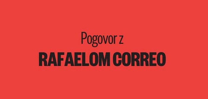 Rafael Correa v Sloveniji