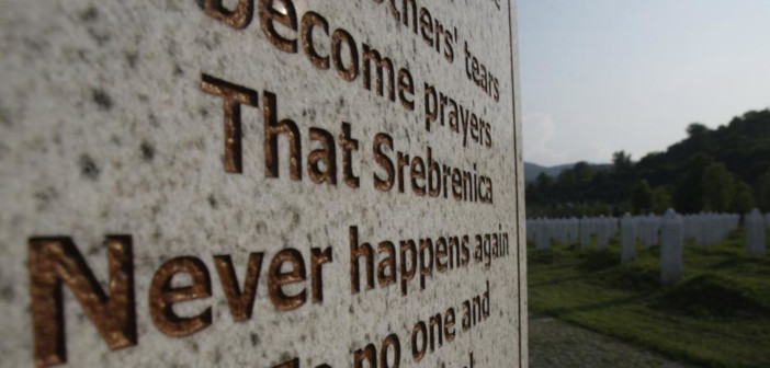 Srebrenica – ob obletnici spomina na žrtve genocida