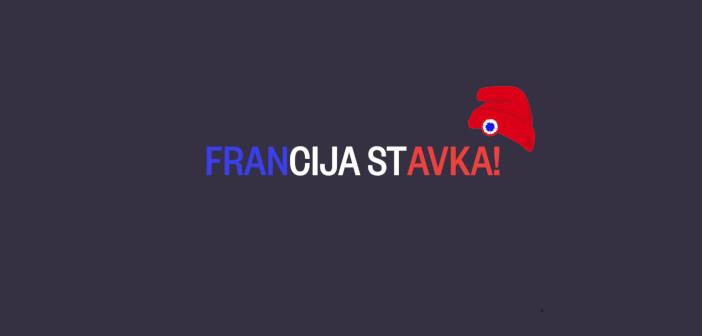 Francija stavka!