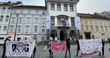 Levica Ljubljana: Proti gentrifikaciji Roga – o prihodnosti Roga naj steče javna razprava