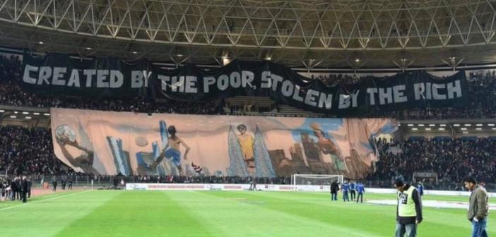 Kapitalizem v nogometu stopa v višjo prestavo